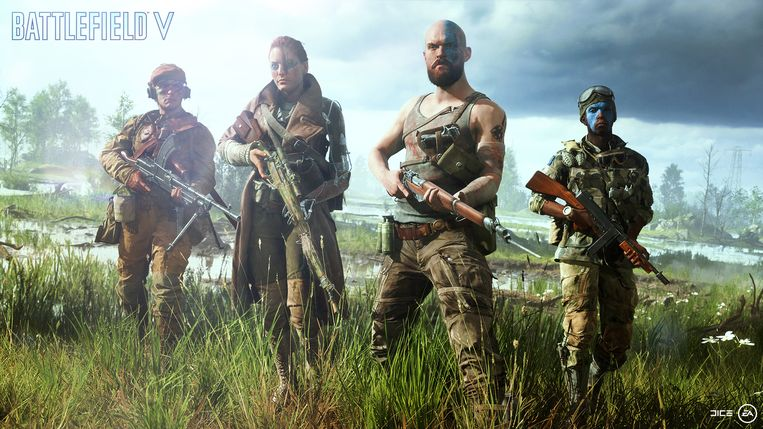 Battlefield V. Beeld Electronic Arts