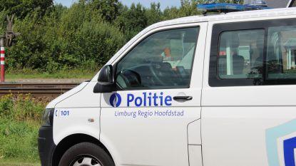 Man opgepakt die met mes zwaait aan bankkantoor in Kuringen bij Hasselt