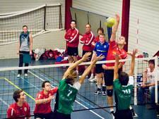 Uitmuntende start voor gepromoveerde volleyballers Heyendaal