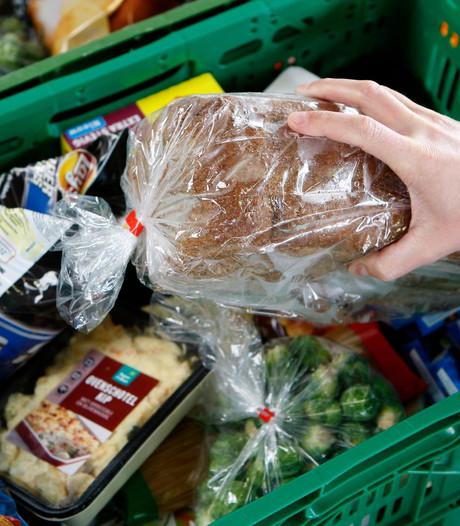 Inzamelingsactie voor Voedselbank Apeldoorn
