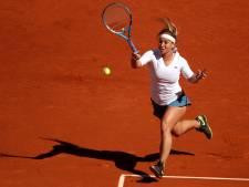 Dominika Cibulkova houdt toptennis voor gezien