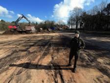Zo maak je natuur: maïsveld wordt heide op Visdonk in Roosendaal