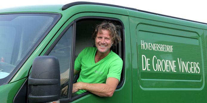 Hovenier Hans Willem Brusse