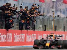 Formule 1-fans door het dolle heen na sensationele race Verstappen: 'Wat een race!'