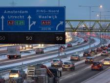 Snelheidsproef tegen files en ongelukken op snelweg A2 krijgt geen vervolg