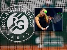 Van matchfixing verdachte Russische tennisster weer vrijgelaten
