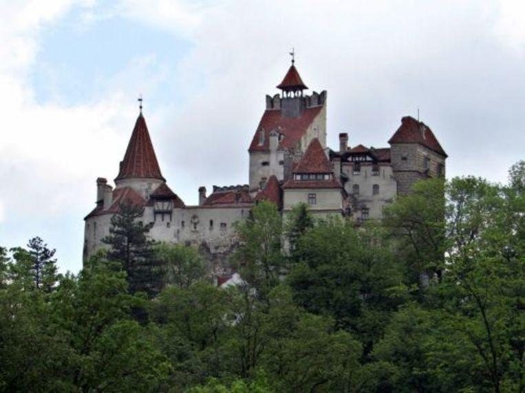 Het kasteel van Bran in Roemenië. ANP Beeld