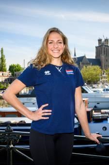 Dordtse volleybalster Mirte van der Sluijs verkast naar Utrecht: 'Verwacht dat mijn speelkansen best groot zijn'
