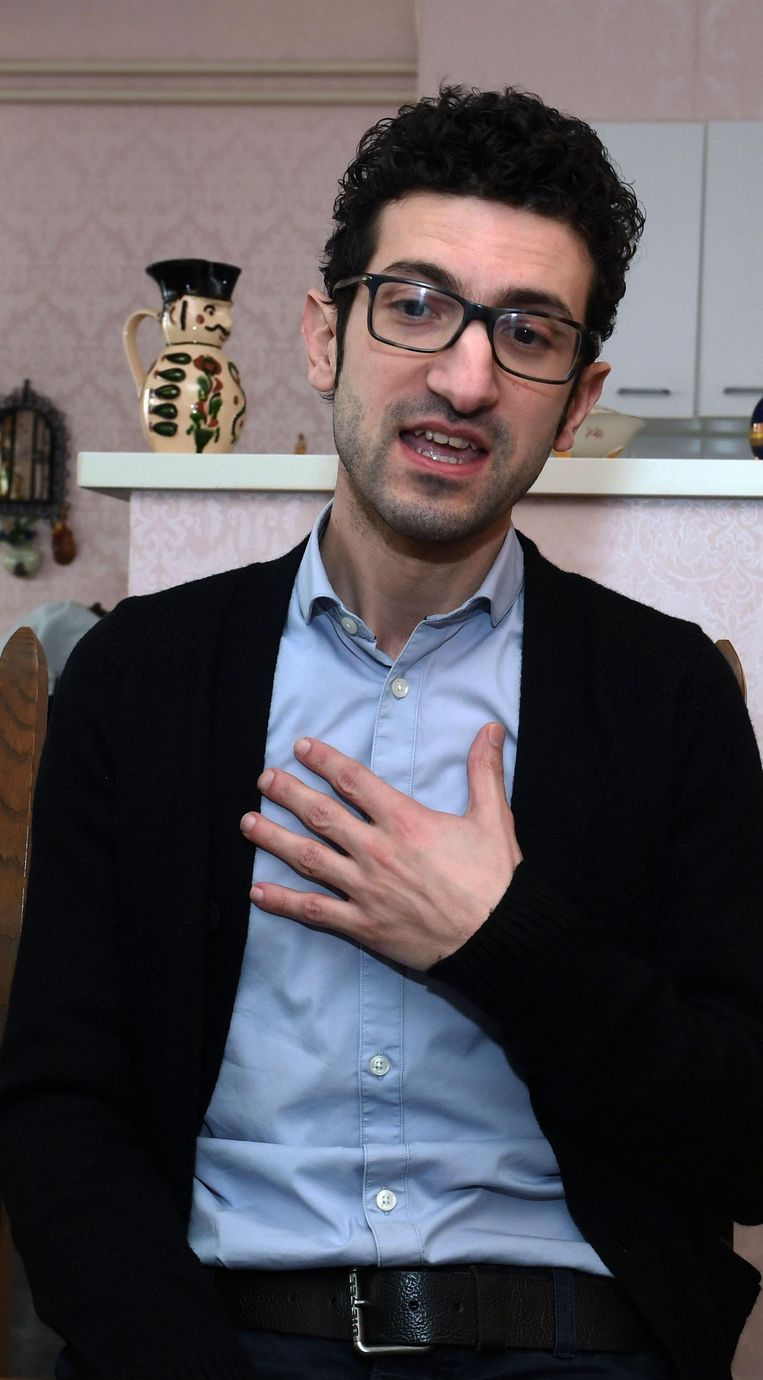 Mohamed Ridouani (sp.a) .