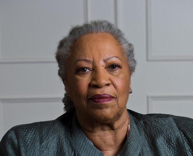 Toni Morrison. Beeld photo_news