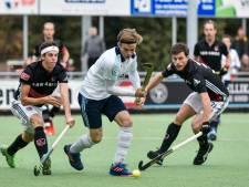 HC Tilburg zonder Scheer tegen Bloemendaal