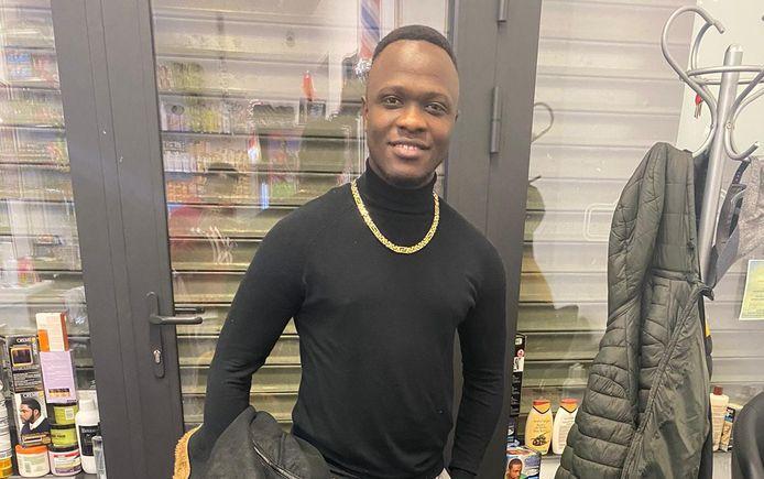 Mamadou Diallo werd amper 25 jaar.