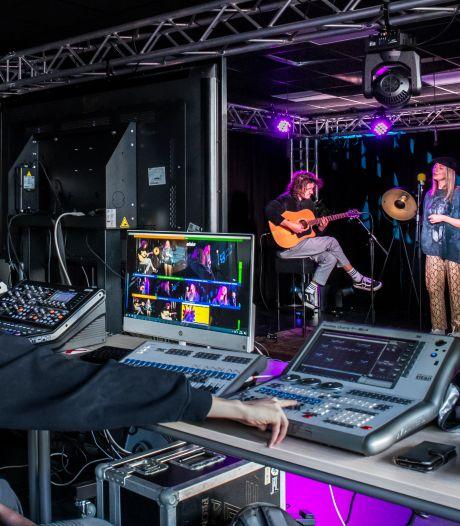 Tóch een podium in coronatijd: Herman Brood Academie lanceert onlineoptredens