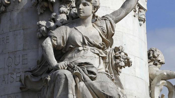 Frans vrijheidssymbool Marianne