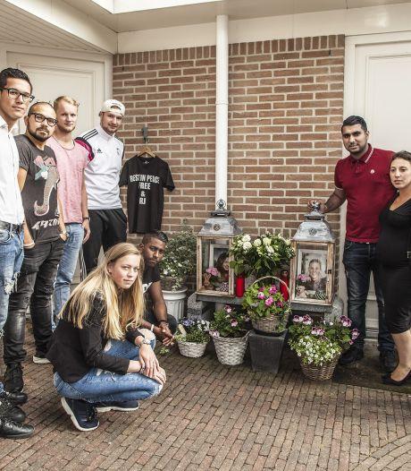 Vrienden eten elke zondag bij ouders van MH17-slachtoffer