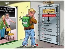 Doorstromen van havo naar vwo? Op de ene school in West-Brabant gaat het eenvoudiger dan de andere