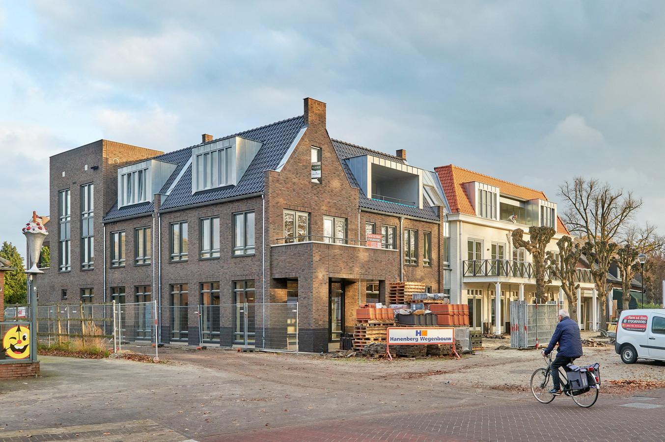 De Brouwplaats in Nistelrode is uit de steigers.