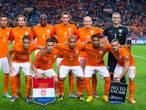 Robben en Lens sluiten later aan bij Oranje