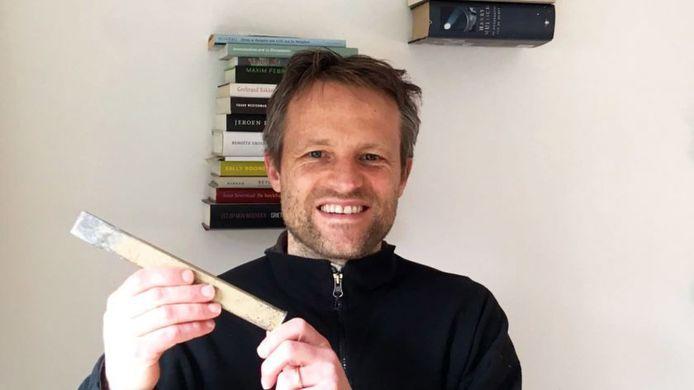 Wetenschapsjournalist Stan van Pelt