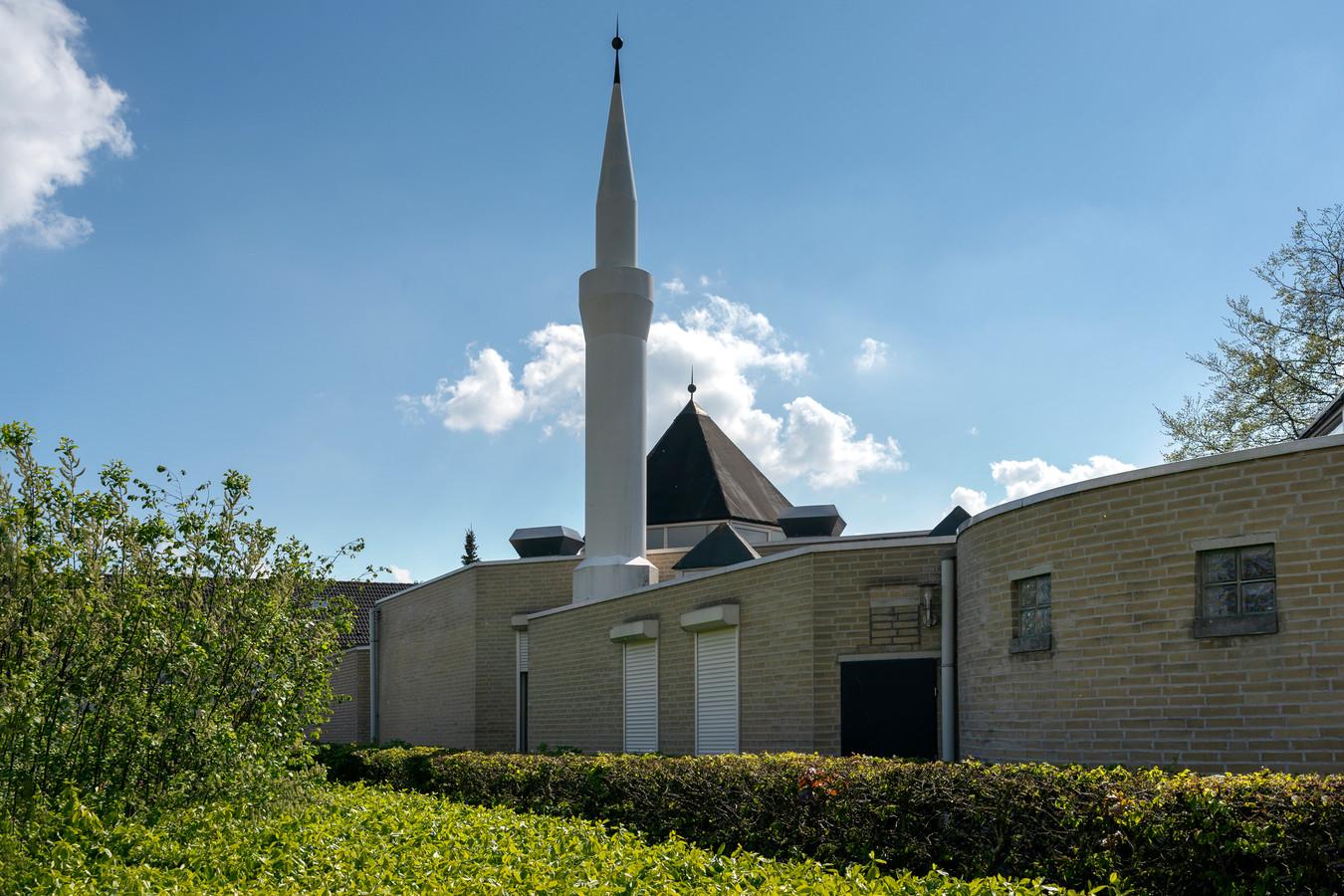 De Ennasser Moskee aan de Vergtweg in Zaltbommel.