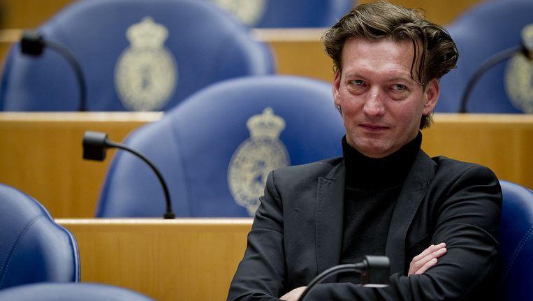 PvdA-kamerlid Tjeerd van Dekken. Beeld anp