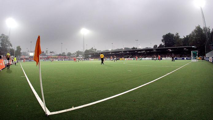 Het Wagener Stadion in Amstelveen.