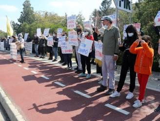 """Demonstranten woedend over 'satanisch' songfestivallied Cyprus: """"Belediging voor ons land"""""""