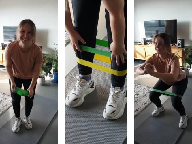 """Heeft het nut om elke dag 10 minuten te sporten? Redactrice Liesbeth test het uit. """"De spierpijn is een goed teken"""""""
