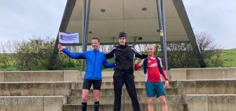 Atleet vinkt Zeeuwse marathon af: vijf gedaan, nog zeven te gaan