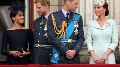 Prins William vroeg zich luidop af of Meghan Markle wel de meest geschikte bruid was voor zijn broer Harry