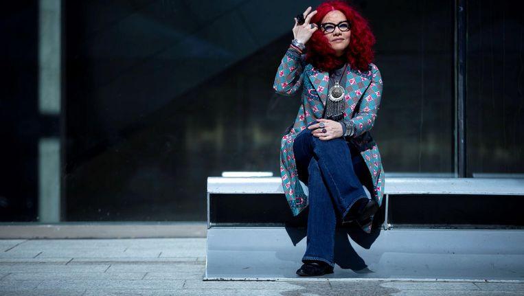 Mona Eltahawy. Beeld ANP