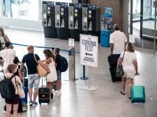 Sneltest op Weeze geeft uitsluitsel: met corona terug uit Ibiza?