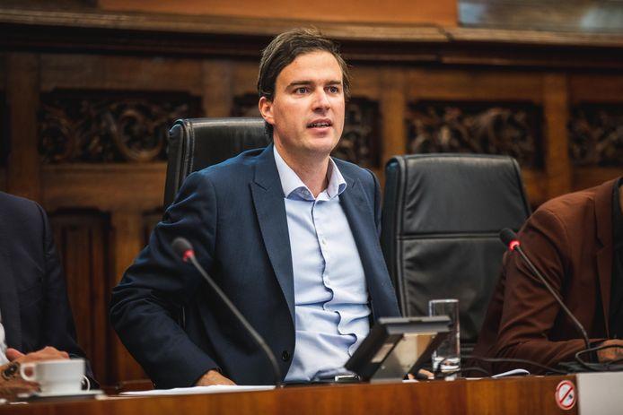 Gents burgemeester Mathias De Clercq (Open Vld) toont zich al langer een voorstander van een paars-groene coalitie.