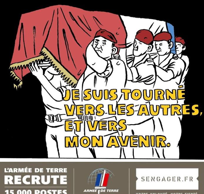 Charlie Hebdo se moque de la mort de nos treize soldats : dégueulasse !