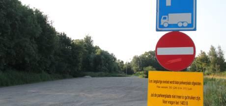 Carpoolplaats in Lunteren afgesloten wegens overlast