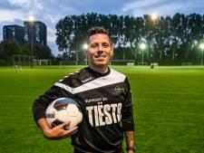 Mario Sanchez Bos (37) wil van uitbollen niets weten: 'Zou leuk zijn als mijn kinderen hun vader bewust zien spelen'