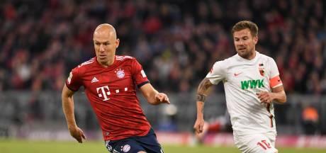 Bayern leidt in extremis puntenverlies tegen FC Augsburg