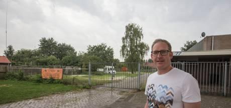 Voor de zomer een pleintje met 13 'tiny houses' in Aarle-Rixtel