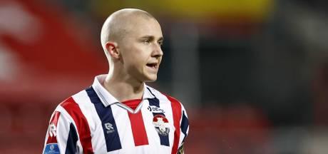 Holmén hoopvol in degradatiestrijd Willem II: 'We zijn veel meer een team, solide'