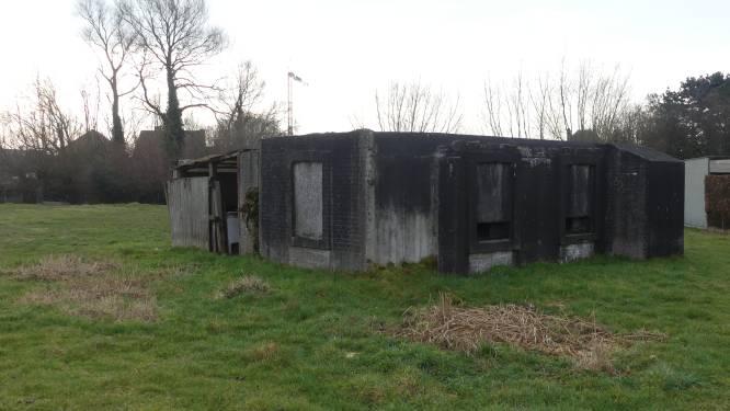 """Bunker Astene mag voorlopig niet gesloopt worden: """"Vergunning in beroep vernietigd"""""""