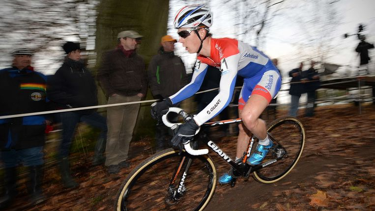 Lars van der Haar. Beeld AFP