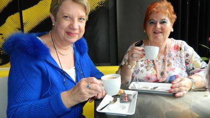 Eén vrouw blijft ook na zondag campagne voeren: Nicole De Munter gaat door met koffieklets