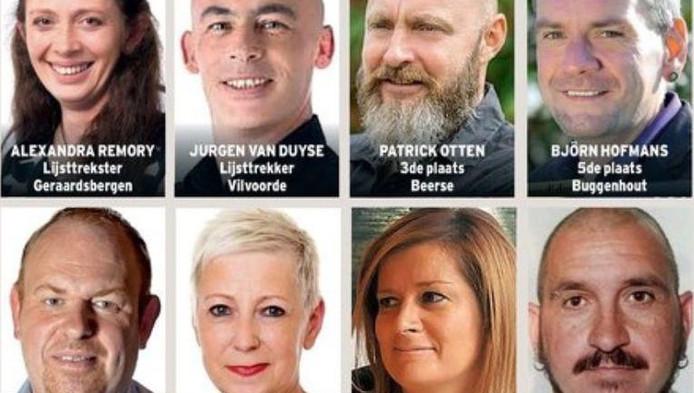 Liste Vlaams Belang