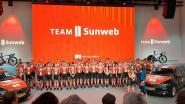 Waarom Benoot en Van Wilder niet op ploegfoto Team Sunweb staan