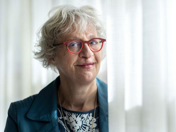 Anja Jonkers: ,,Er zijn genoeg dagen waarop ik voor de spiegel sta en denk: ik kan het niet mooi vinden, ik wil dit niet.''