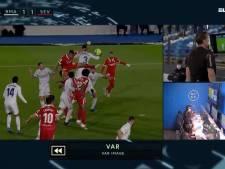 """""""Quel scandale"""": l'intervention du VAR qui fâche le Real Madrid"""
