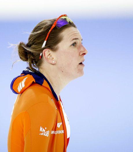 Onttroonde Wüst aangeslagen na vijfde plek op 1500 meter: 'Zware domper'