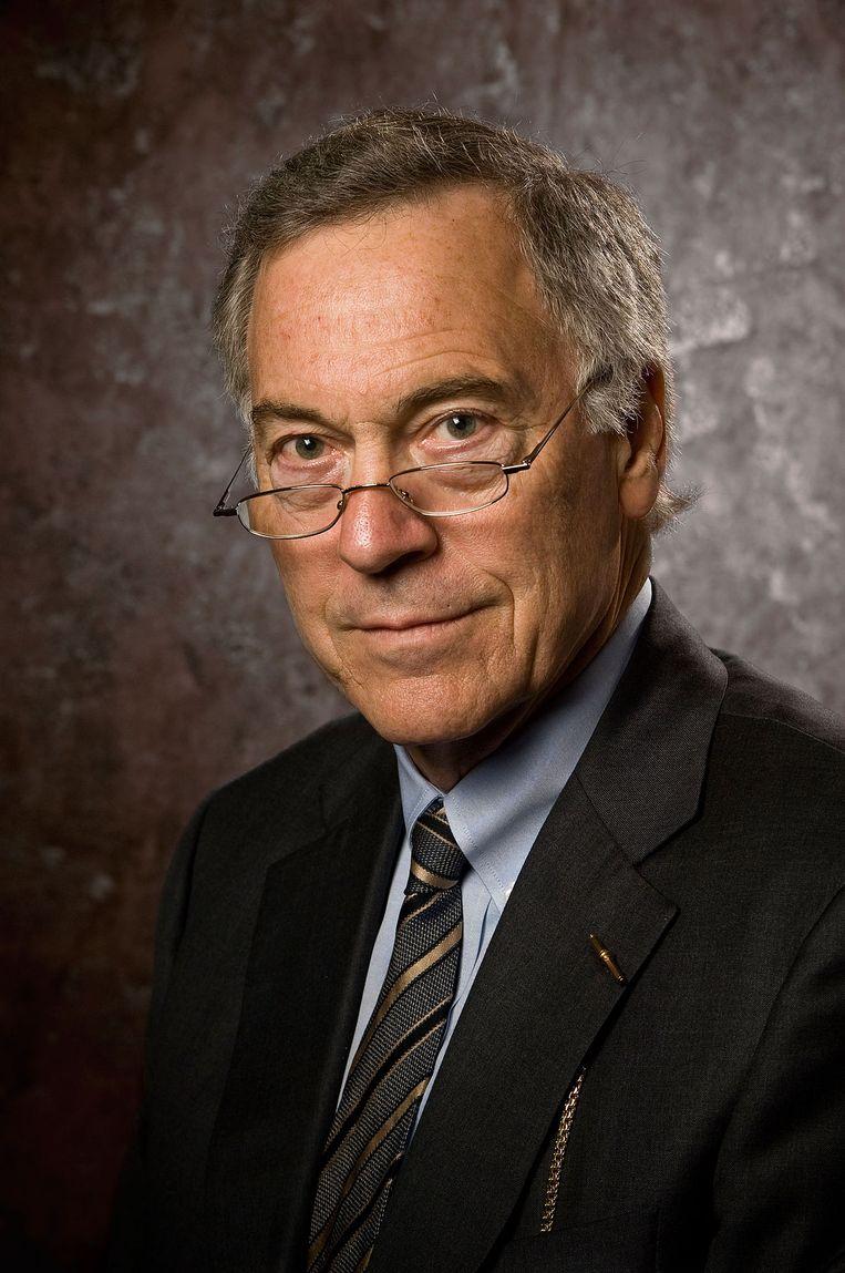 Steve Hanke, econoom aan de Johns Hopkins-universiteit, is een van de geestelijke vaders van de eeuwigdurende kalender. Beeld Wikipedia