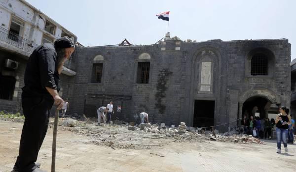 Nederlandse kerken in actie voor christenen Midden-Oosten