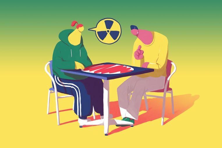 Moeten we op kernenergie overstappen om onze klimaatdoelen te halen? Beeld Matteo Bal